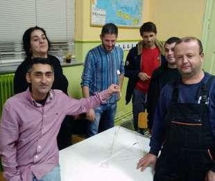 Δραστηριότητα marshmallow challenge
