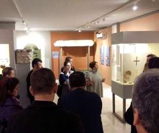 Επίσκεψη στο Αρχαιολογικό Μουσείο Δράμας